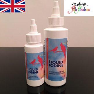 Morning Bird Liquid Iodine
