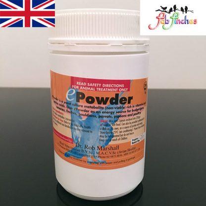 E-powder