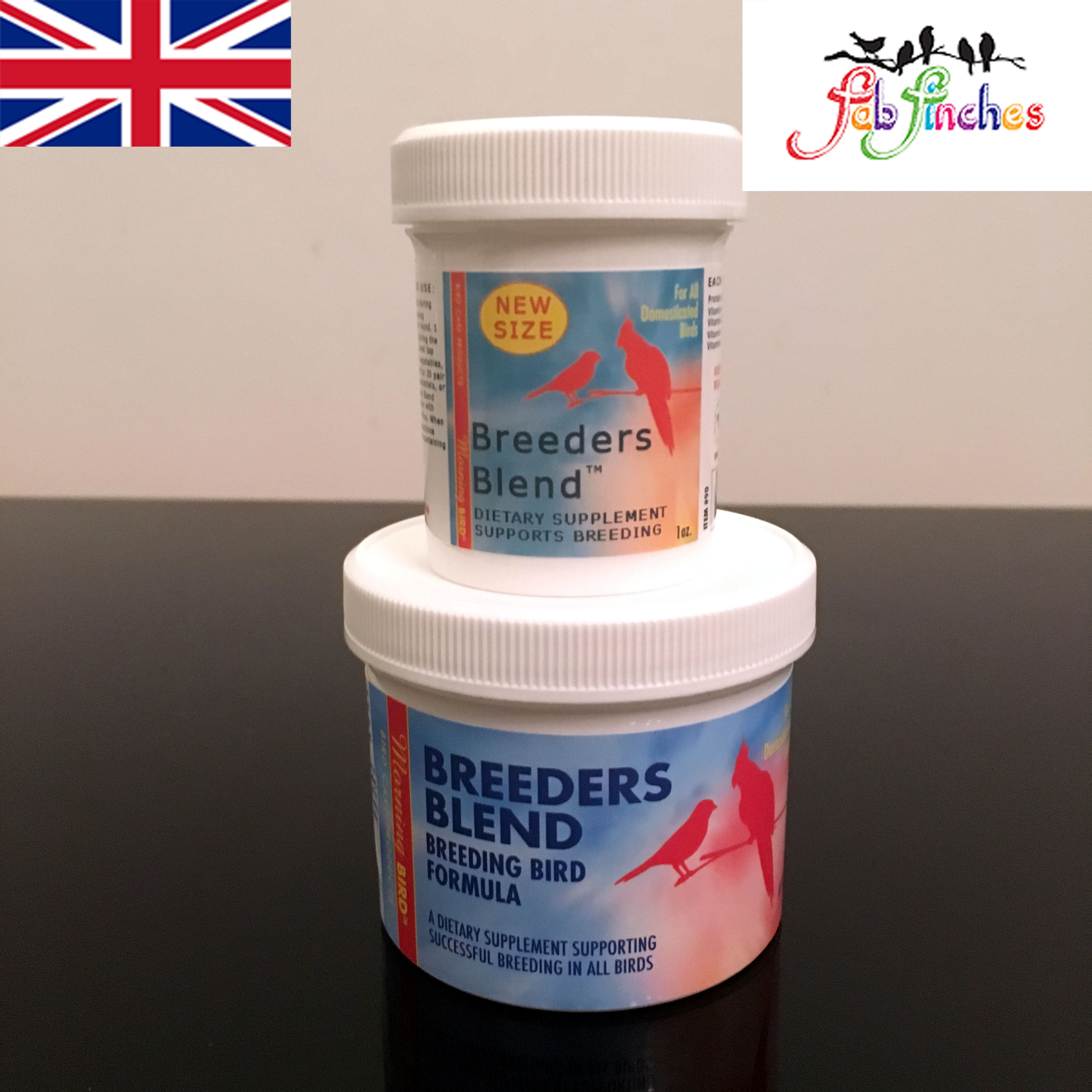 Morning Bird Breeders Blend - Dietary Supplement To Support Successful  Breeding In All Birds ✔ IN STOCK