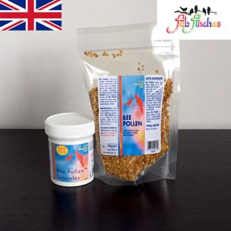 Morning Bird Bee Pollen Granules Front