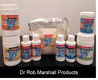 Dr Rob Marshall Products