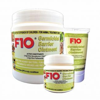 F10 Barrier Cream Germicidal Ointment
