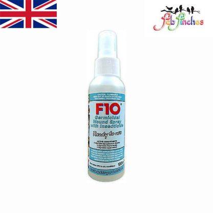F10 Germicidal Wound Spray