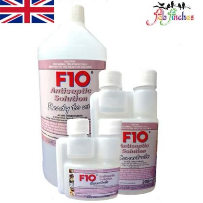 F10 antiseptic solution