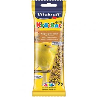 Vitakraft Kracker Egg-Grass Seeds For Canaries