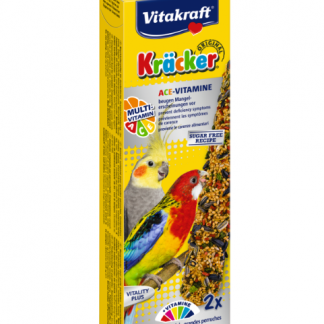 VITAKRAFT Kracker Multi Vitamin For Cockatiels (2 Pack)