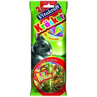 Vitakraft Rabbit Kracker Multivitamin 2 Per Pack -
