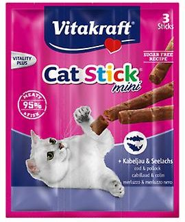 Vitakraft cat stick mini cod and tuna