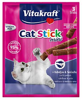 Vitakraft cat stick mini cod and tuna