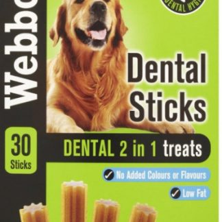 Webbox Dental Sticks 2 in 1
