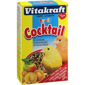 Vitakraft canary fruit cocktail