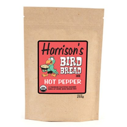 Harrisons Bird Bread Hot Pepper