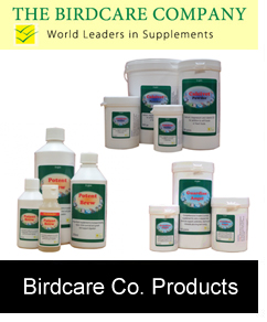 Birdcare Company Products